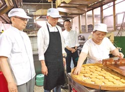 肉粽變竹塹餅 美味飄香百年