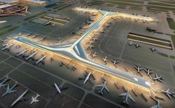 全球最大 浦東機場衛星廳將落成