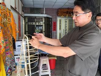傳統工藝糊紙保存者 台南新增1人 列冊肯定