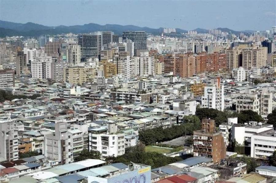 台灣房市走向兩極化。(本報系資料照片)