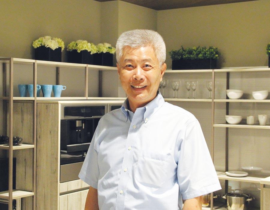「莊頭北」雅適公司副總經理陳泰成。圖/陳仁義