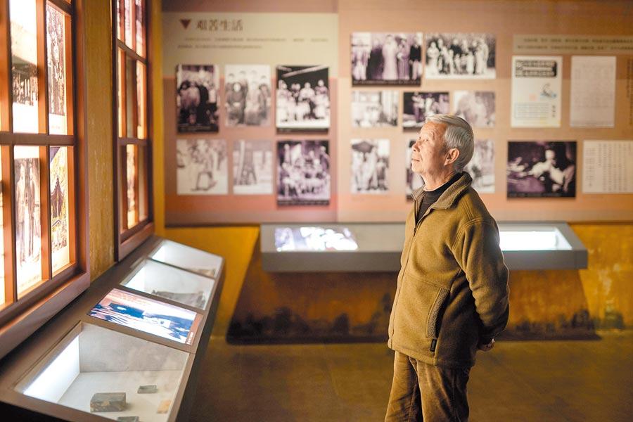 民眾在西南聯大博物館內參觀。(新華社資料照片)