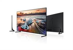 三星在台推出65吋QLED 8K量子電視