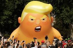 別讓總統不開心 川普抗議氣球無法飛高