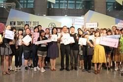 參觀新北畢業祭 侯:明年擴大舉辦博覽會