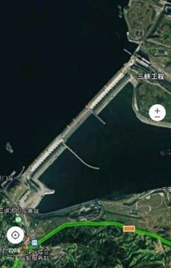 陸專家闢謠「三峽大壩變形」:谷歌衛星圖有偏差