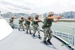 多部門發聲 駐港解放軍演訓