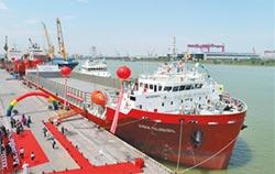 南北船合體 中國神船即將入港
