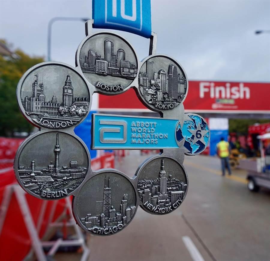 2019年日月潭環湖馬拉松賽預定10月27日開跑,目前已吸引超過5000名選手報名參賽。(摘自世界馬拉松大滿貫官方臉書)