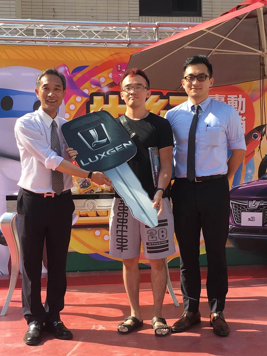 頭獎:納智捷汽車