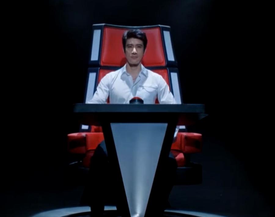 金曲歌王王力宏將擔任新一季《中國好聲音》導師陣容。