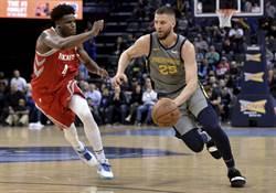 NBA》忍不住了?灰熊送帕森斯到老鷹