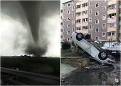 遼寧開原3日遭龍捲風襲擊 6死190傷