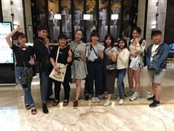 兩岸青年創意時尚節,台青攜作品抵達江城