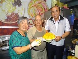 台南最强排队芒果冰 1年只卖1个月