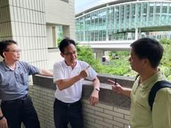 台中市捷運綠線測試 進離站音樂變噪音
