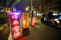 酒駕拒測罰鍰提高至18萬  3天仍有63件拒測