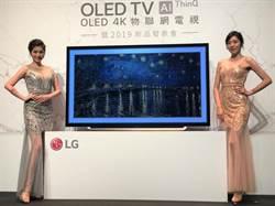 對陣SONY LG發表77吋OLED 4K電視