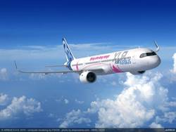 空中巴士最新超長程單走道客機A321XLR 可從台灣直飛澳洲、莫斯科