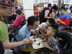 原民親子樂學營  繪本故事與DIY桌遊陪放暑假