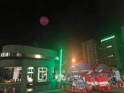 長榮喊回家吧 勞方升氣球反威權