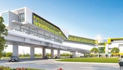 首站設計通過審議 桃捷綠線拚2025年完工