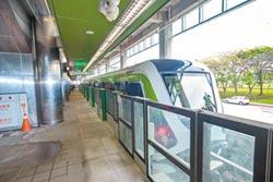 台中捷運綠線 連7天試車