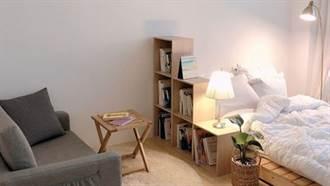 室內空間大兩倍!5招必學居家佈置法