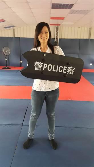 台鐵列車殺警中市警官籲柔性勸導配「臂盾」防身