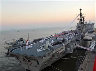 曾參加福克蘭戰役 印度維拉特號將拆解