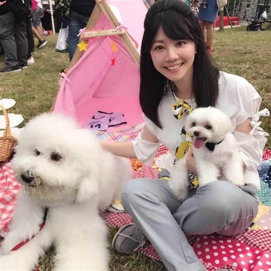 民進黨台北市議員高嘉瑜。(翻攝高嘉瑜臉書)