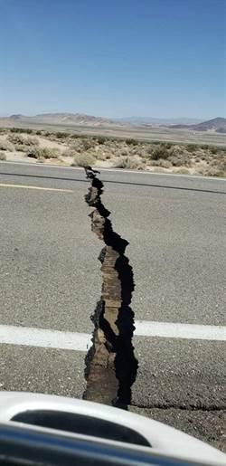 南加州6.4地震狂搖地裂 20年最強