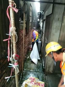 台南連2天未新增登革熱病例 4登革熱患者2人出院
