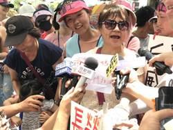 空服員苦行到總統府:台灣還是非常熱情