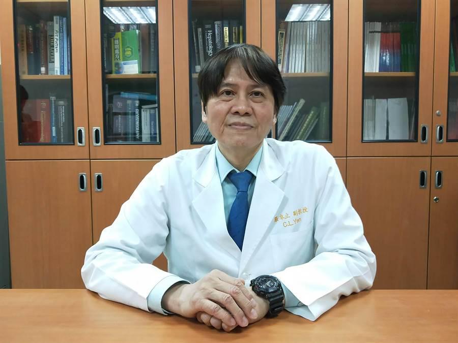 嚴卓立醫師提醒,有肝炎、肝硬化症狀民眾,務必定期回診追蹤,及早發現、及早治療。(照片/嚴卓立醫師提供)