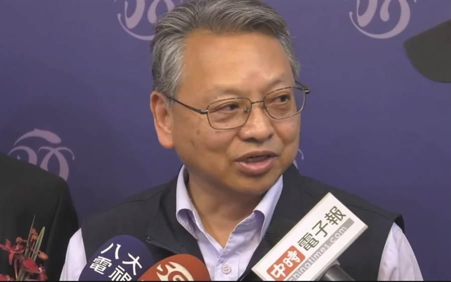 台中市副市長令狐榮達讚頂鮮有好口碑,樂見為台中帶來更好觀光發展。(照片/范佐意 拍攝)
