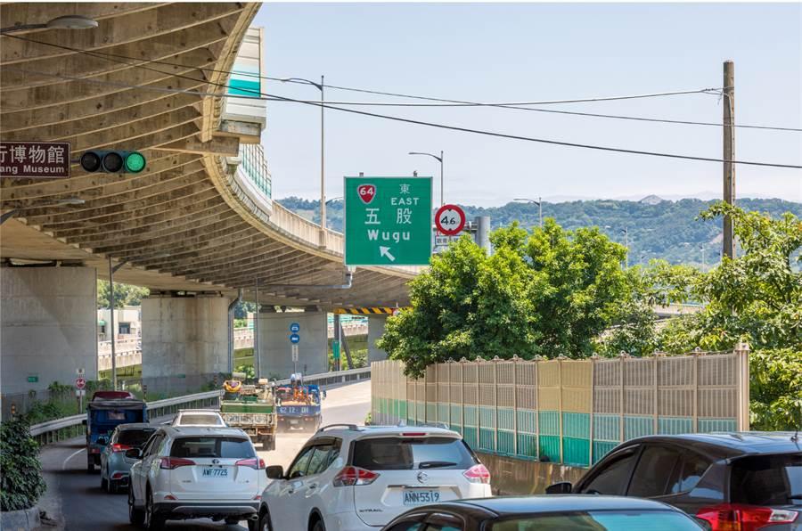 上快速道路往返大台北或桃園國際機場都相當便利。圖/業者提供