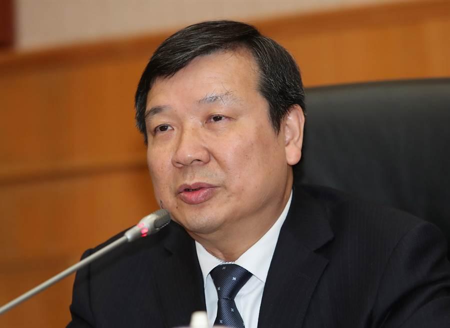 現任考試院副院長李逸洋。(圖/資料照片)