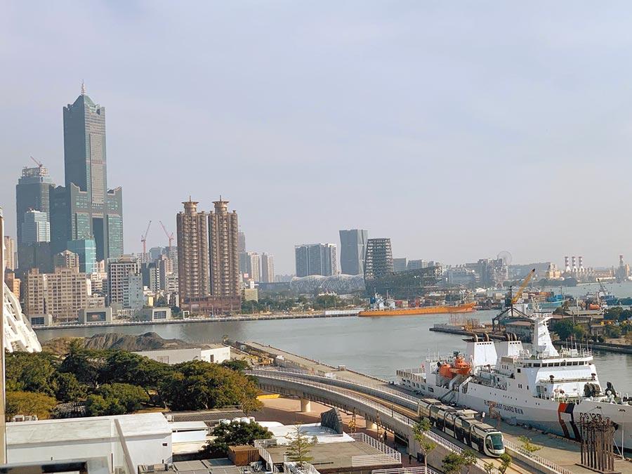 高雄最著名的地標「85大樓」內君鴻酒店驚傳停業。圖/本報資料照片