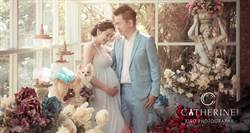 劉伊心孕婦婚紗飄仙氣  曝維持熱戀秘訣靠這個