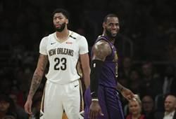 NBA》快艇驚天補強 湖人壓力大增