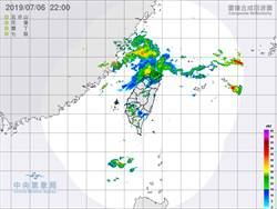 周日外出帶傘吧!白天高溫飆34度 中南部易大雨