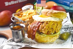 新菜單-美食風範當如是 台北中山意舍酒店 Buttermilk換廚出新菜