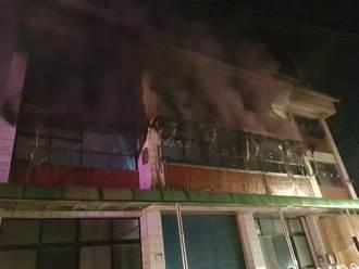 石碇雙鹿福音園驚傳火警  釀成2死3傷