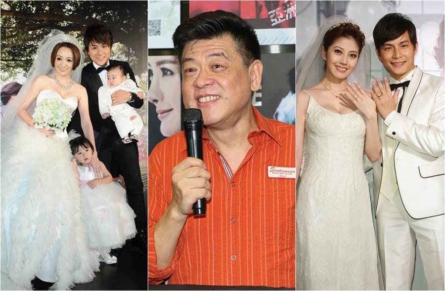 孫德榮自曝當年給王仁甫和孫協志結婚的紅包差10倍。(圖/中時資料照片)