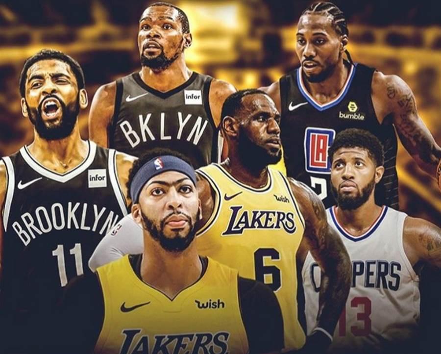 NBA這種抱團風潮已經越來越扭曲了。(取自Clutchpoints官方IG)