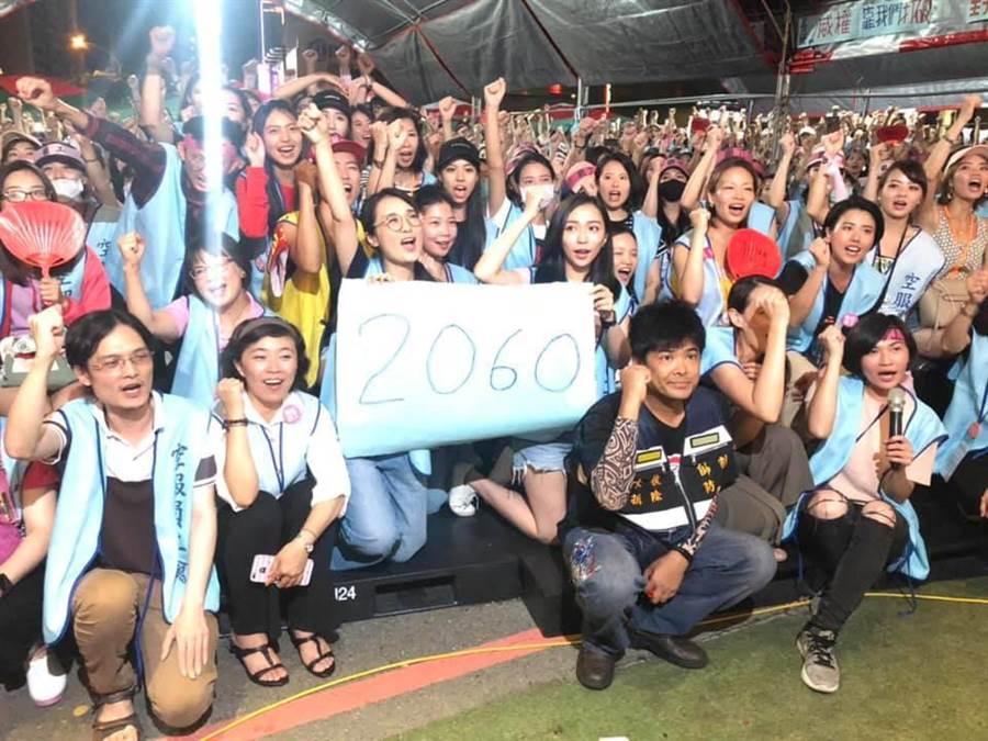 長榮罷工落幕,工會宣布繳交三寶數仍有2060人。(呂筱蟬攝)