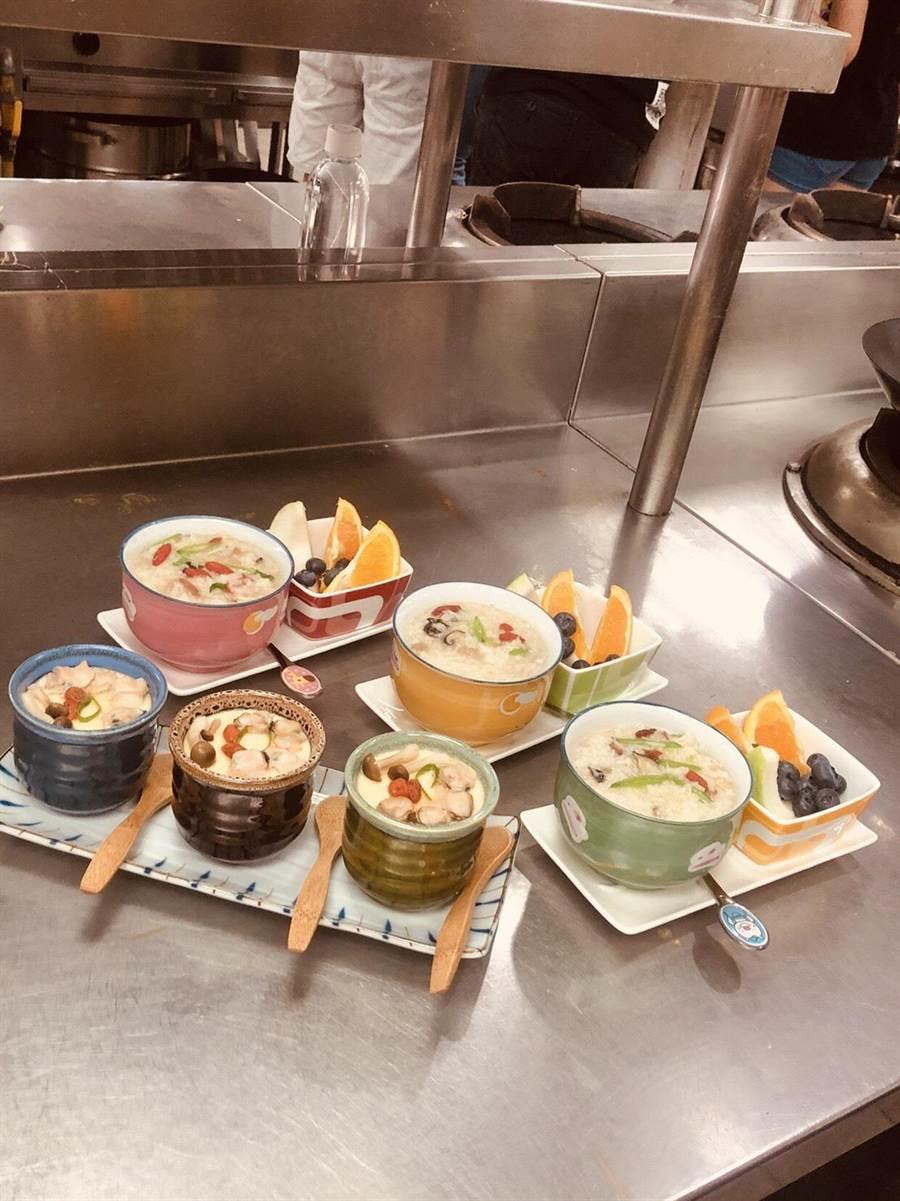 新北市政府社會局6日舉辦 「寶貝大主廚」幼兒餐點調製大賽。(葉書宏翻攝)
