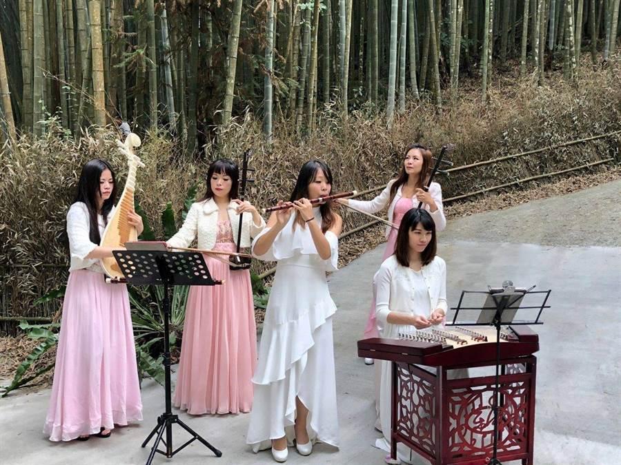 「就愛撩日出-二寮曙光雲海音樂會」活動,將於7月20日至9月8日連續8個周日舉辦。(劉秀芬翻攝)