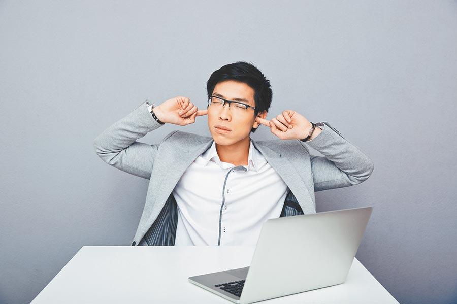 拒絕溝通不是處理事情的態度。 (設計畫面)